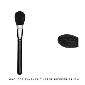 Mac 150s Large Powder Brush Brand New